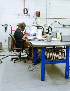 Weld-Kraft Staff Welding