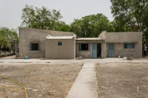 building a new hospital in Senegal