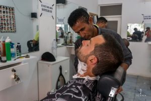 Barbershop in Cape Verde