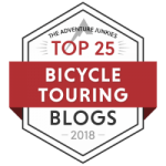 Top 25 Bicycle Touring Blogs