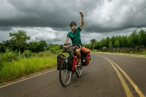 Cycling in Paraguay