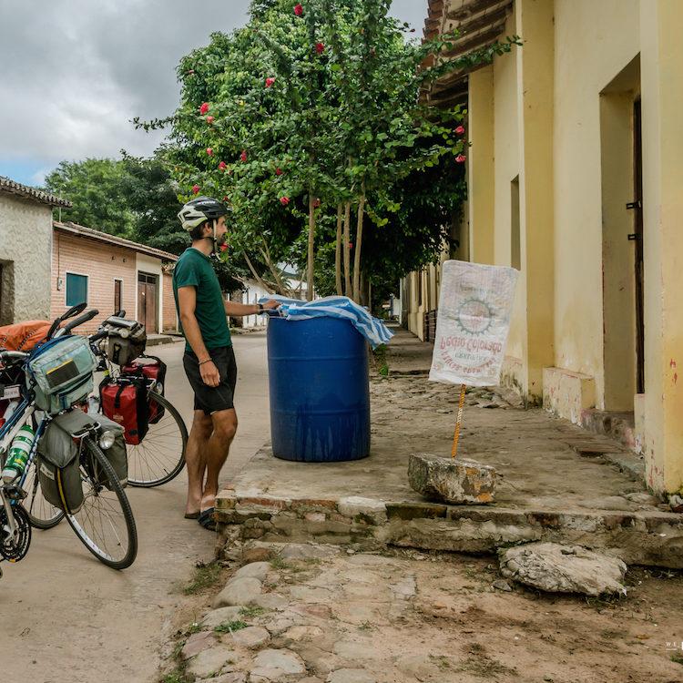fietsen in oost bolivie
