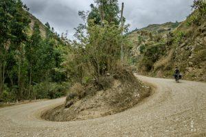 ruta 3N Huanuco to Huaraz