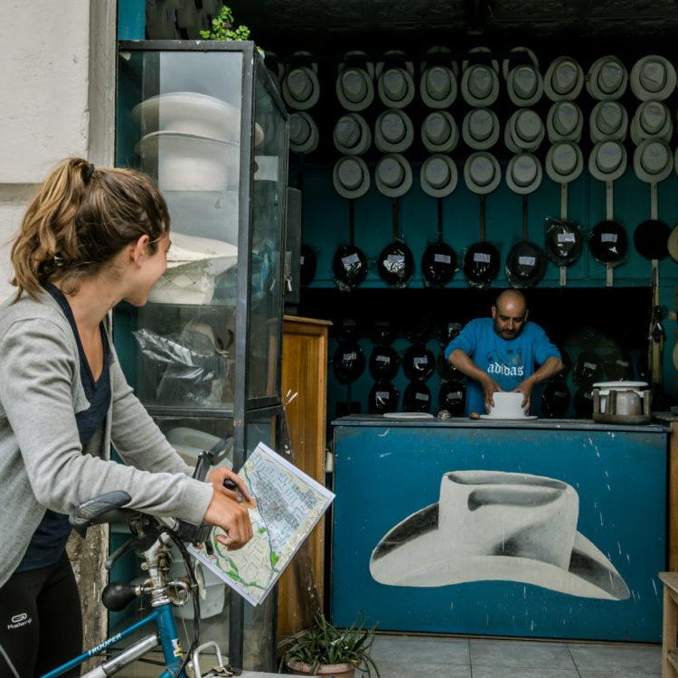 Hoedenwinkel Cuenca