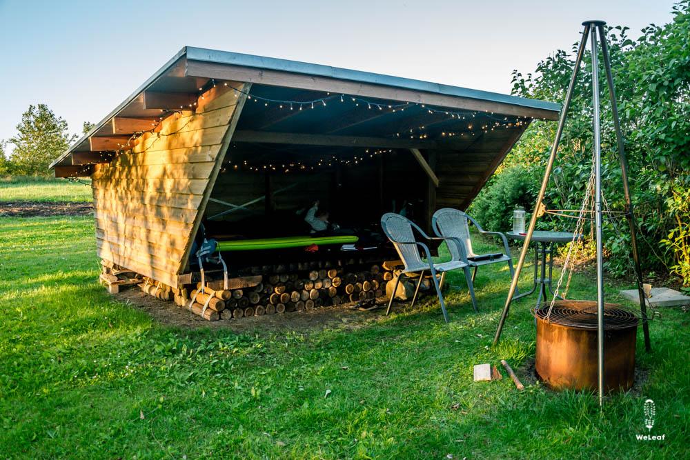 shelter in Denmark