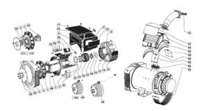 Leroy Somer – LL6114   Welfare Machinery
