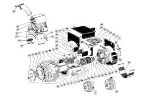 Leroy Somer – LL5014   Welfare Machinery