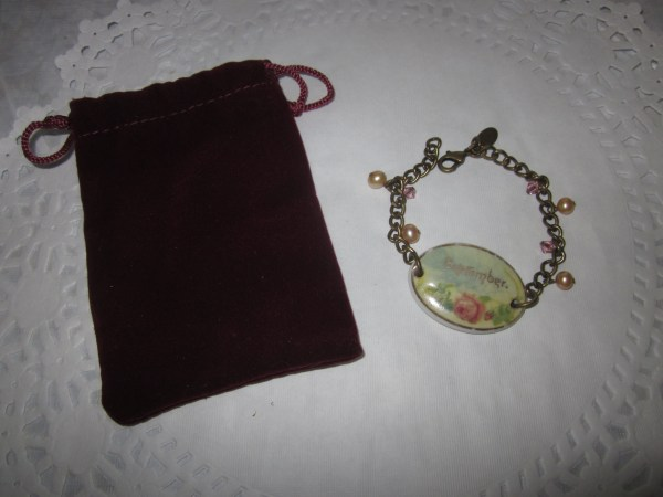Vintage Charm bracelet from Victorian Trading Company