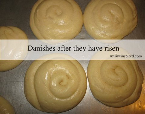 Danishes after Rising