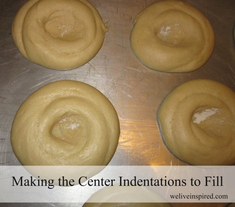 Making the Danish Indentations to Fill