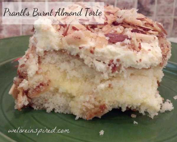 prantls burnt almond torte