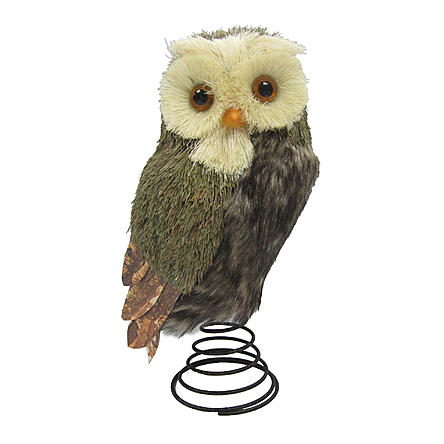 Brown Owl Tree Topper