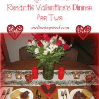 8 Ways to Create a Romantic Valentine's Day Dinner for Two