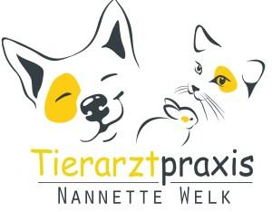 Logo der Tierarztpraxis Welk