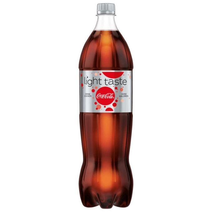 """Testsieger und """"gut"""" im Test von Stiftung Warentest 6/2016: Coca Cola light"""