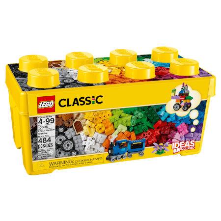 """Testsieger und """"sehr gut"""" im Test von Öko-Test 12/2016: Lego Classic Box 10696"""