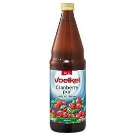 """""""Gut"""" bei Stiftung Warentest 11/2016: Voelkel Cranberry pur"""