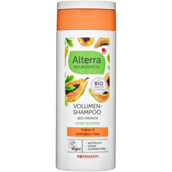 Alterra NATURKOSMETIK Volumen-Shampoo (Rossmann)