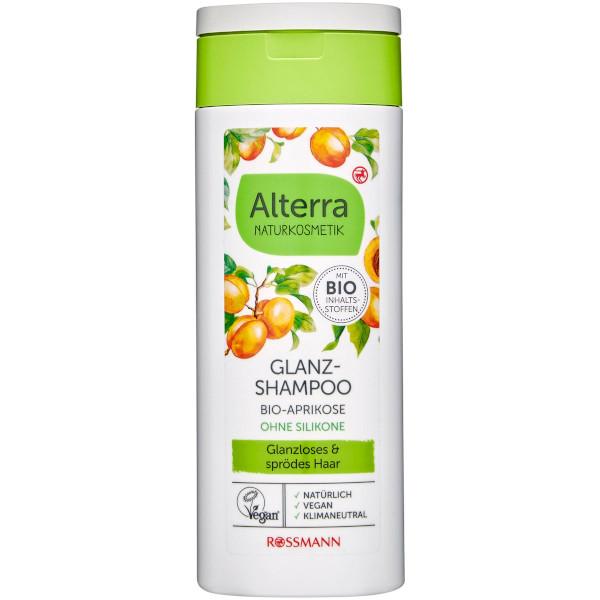 Alterra NATURKOSMETIK Glanz Shampoo Bio-Aprikose (Rossmann)