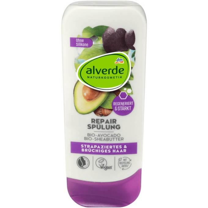 Alverde Repair Spülung - Bio-Avocado & Bio-Sheabutter (dm)