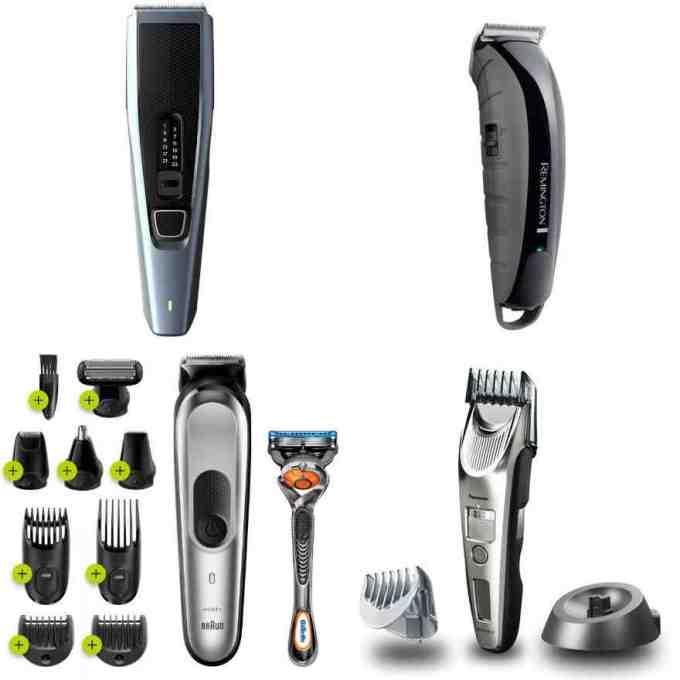 Testsieger und (sehr) gut im Test: Haarschneidemaschinen mit Akku