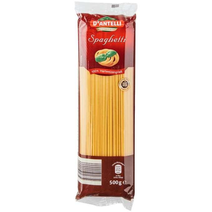 sehr gut im Test von Öko-Test 02/2021: D'ANTELLI - Spaghetti (Aldi Nord)