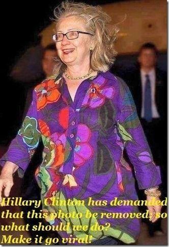 Hillary.