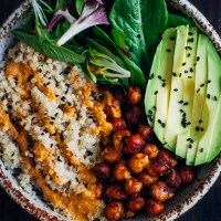 The Vegan Buddha Bowl