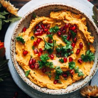 Vegan Holiday Hummus