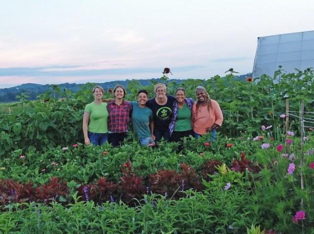 Rise & Root Farm Group Photo