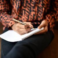 Dear diary, I heard journaling can improve my love life…so I'm sharpening my pencils