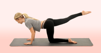 9 Easy Butt Workouts to Do At Home for a Bigger Butt