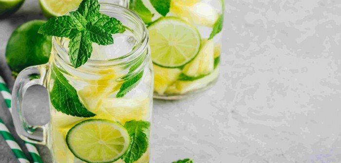 9 Easy Pineapple Detox Drinks (Water Recipes) For Weight Loss