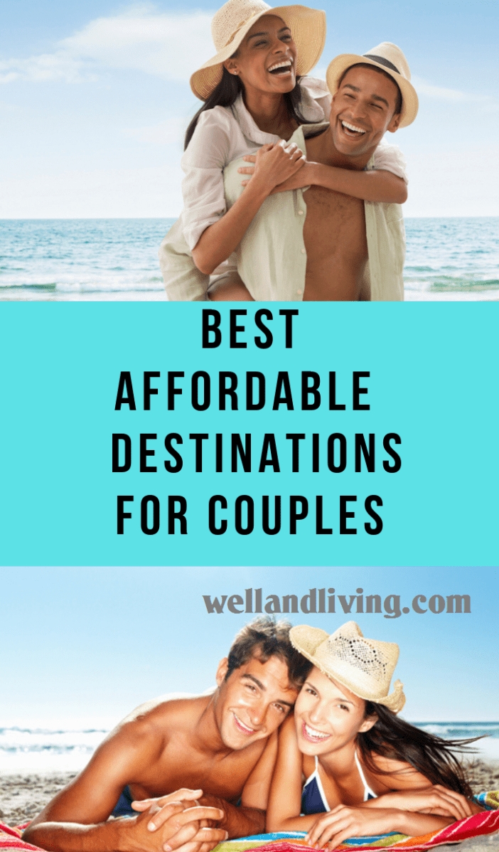 Best Affordable Holiday Destinations for Couples