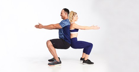 10 Easy and Best Yoga Poses for Two People
