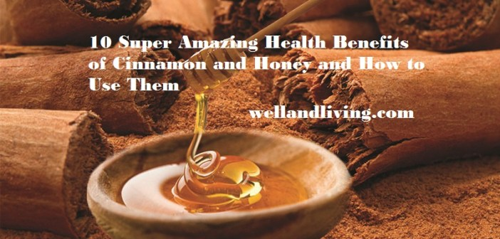 10 Super Amazing Health Benefits of Cinnamon and Honey and How to Use Them