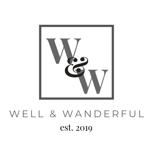 Well & Wanderful Logo 7.10.19