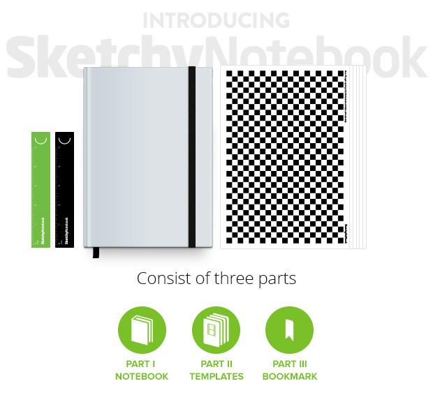 Sketchy Notebook Kicktarter project