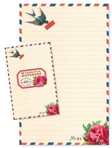 Cartolina Notepad