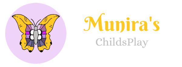 Munira's ChildsPlay banner