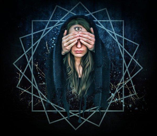 intuïtie derde oog
