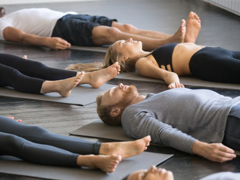 Yogic Moment - Wellbeing in Your Office