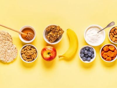 Healthy Snacks - Wellbeing in Your Office