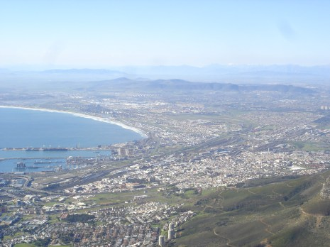 Vista Table Mountain