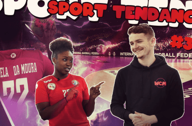 Nancy Varela la Guerriere du handball sport tendance episode 3 en seine et marne