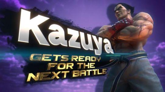 Nintendo Direct : Kazuya Smash bros