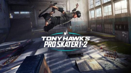 Nintendo Direct : Tony Hawk's pro skater 1+2