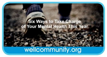 Six Ways to Take Charge of Your Mental Health This Year