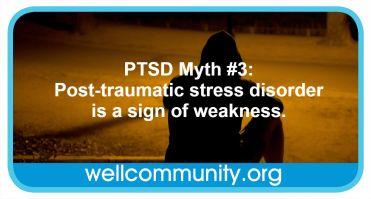 PTSD myth 3