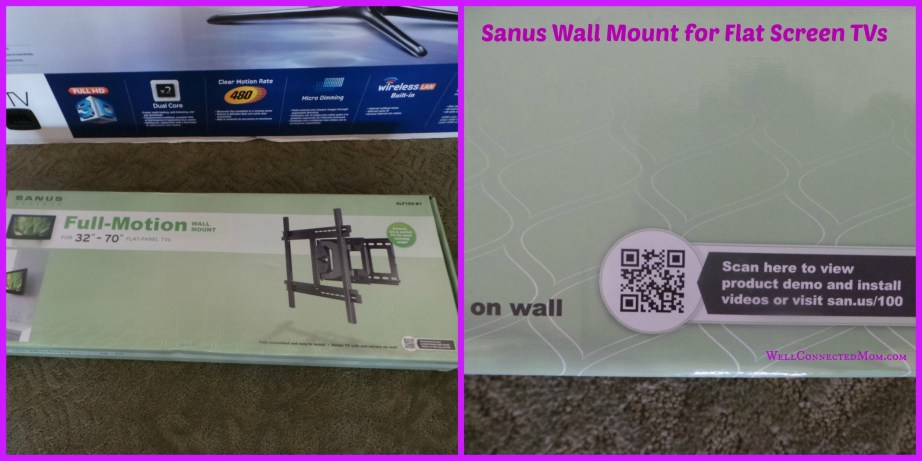 Wall Mount For Flat Screen Tvs The Well Connected Mom